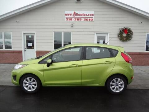 2013 Ford Fiesta for sale at GIBB'S 10 SALES LLC in New York Mills MN