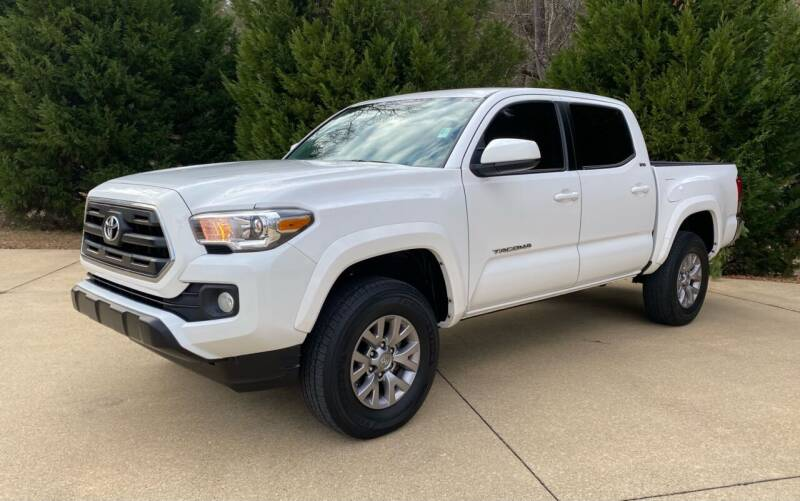 2017 Toyota Tacoma for sale at Noel Daniels Motor Company in Brandon MS