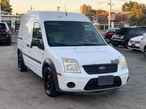 2013 Ford Transit Connect for sale at IMPORT Motors in Saint Louis MO