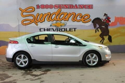 2013 Chevrolet Volt for sale at Sundance Chevrolet in Grand Ledge MI