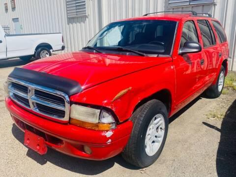 2003 Dodge Durango for sale at www.CashKarz.com in Dallas TX