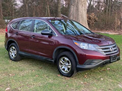 2013 Honda CR-V for sale at Choice Motor Car in Plainville CT