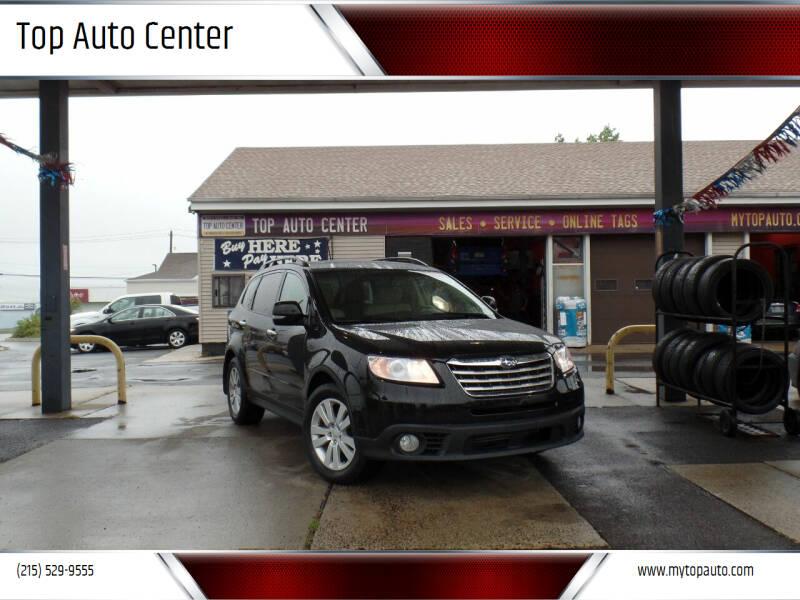 2013 Subaru Tribeca for sale at Top Auto Center in Quakertown PA