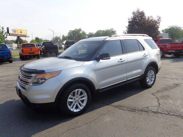 2013 Ford Explorer for sale at State Street Truck Stop in Sandy UT