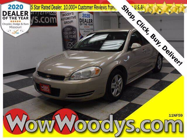2011 Chevrolet Impala for sale at WOODY'S AUTOMOTIVE GROUP in Chillicothe MO