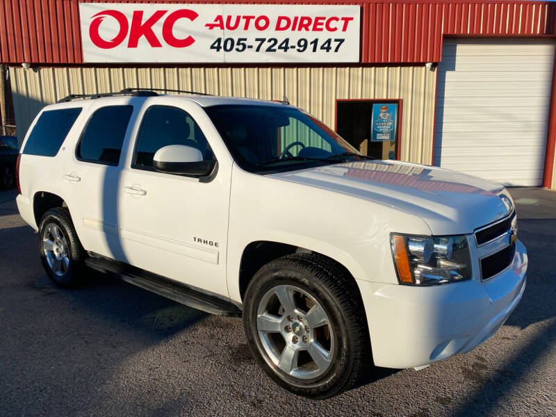 2014 Chevrolet Tahoe for sale at OKC Auto Direct in Oklahoma City OK