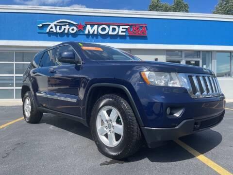 2012 Jeep Grand Cherokee for sale at AUTO MODE USA in Burbank IL