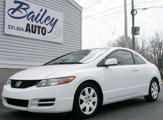 2009 Honda Civic for sale at Bailey Auto LLC in Bailey MI