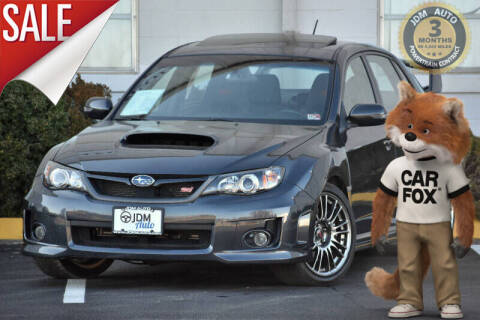 2011 Subaru Impreza for sale at JDM Auto in Fredericksburg VA