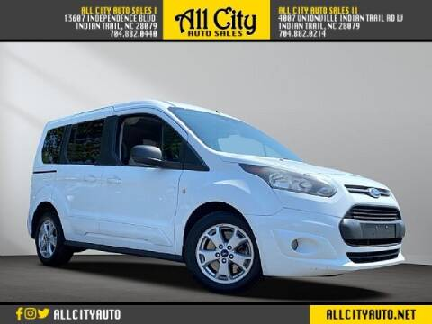 2014 Ford Transit Connect Wagon for sale at All City Auto Sales in Indian Trail NC