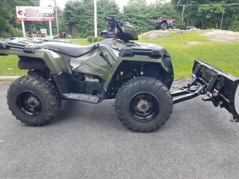 2015 Polaris Sportsman 570 EPS for sale at WILKINS MOTORSPORTS in Brewster NY