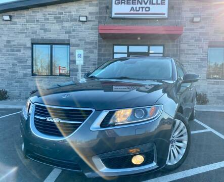 2010 Saab 9-5 for sale at GREENVILLE AUTO in Greenville WI