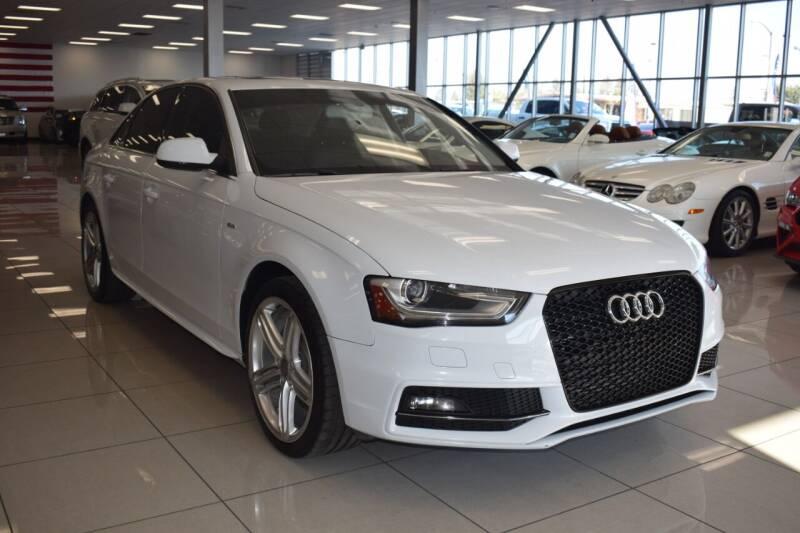2015 Audi A4 for sale at Legend Auto in Sacramento CA