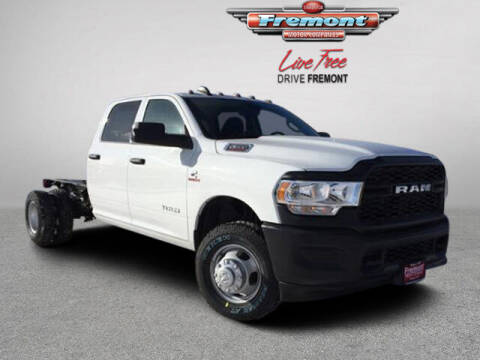 2020 RAM Ram Chassis 3500 for sale at Rocky Mountain Commercial Trucks in Casper WY