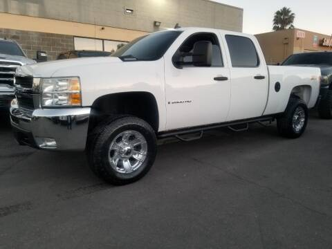 2008 Chevrolet Silverado 2500HD for sale at 916 Auto Mart ONLY $399 DOWN!!!* in Sacramento CA