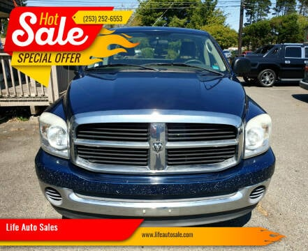 2007 Dodge Ram Pickup 1500 for sale at Life Auto Sales in Tacoma WA