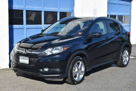 2016 Honda HR-V for sale at IdealCarsUSA.com in East Windsor NJ