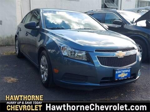2012 Chevrolet Cruze for sale at Hawthorne Chevrolet in Hawthorne NJ