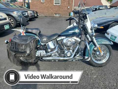2002 Harley-Davidson Heritage Softail  for sale at Kar Connection in Little Ferry NJ