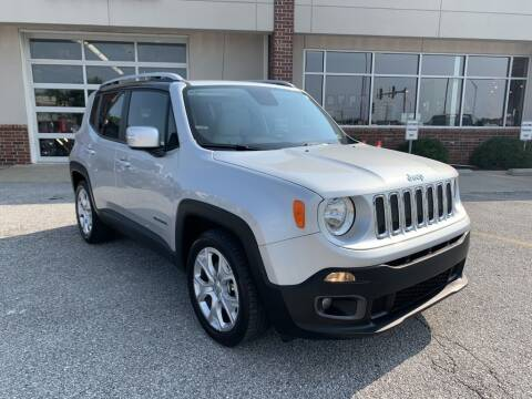 2017 Jeep Renegade for sale at Head Motor Company - Head Indian Motorcycle in Columbia MO
