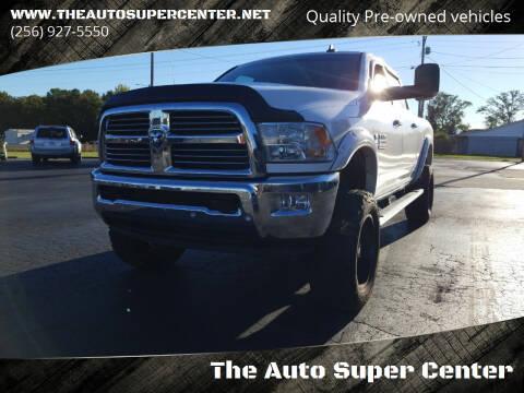 2017 RAM Ram Pickup 2500 for sale at The Auto Super Center in Centre AL
