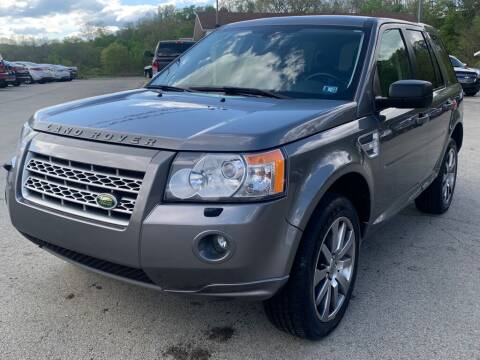 2010 Land Rover LR2 for sale at Elite Motors in Uniontown PA