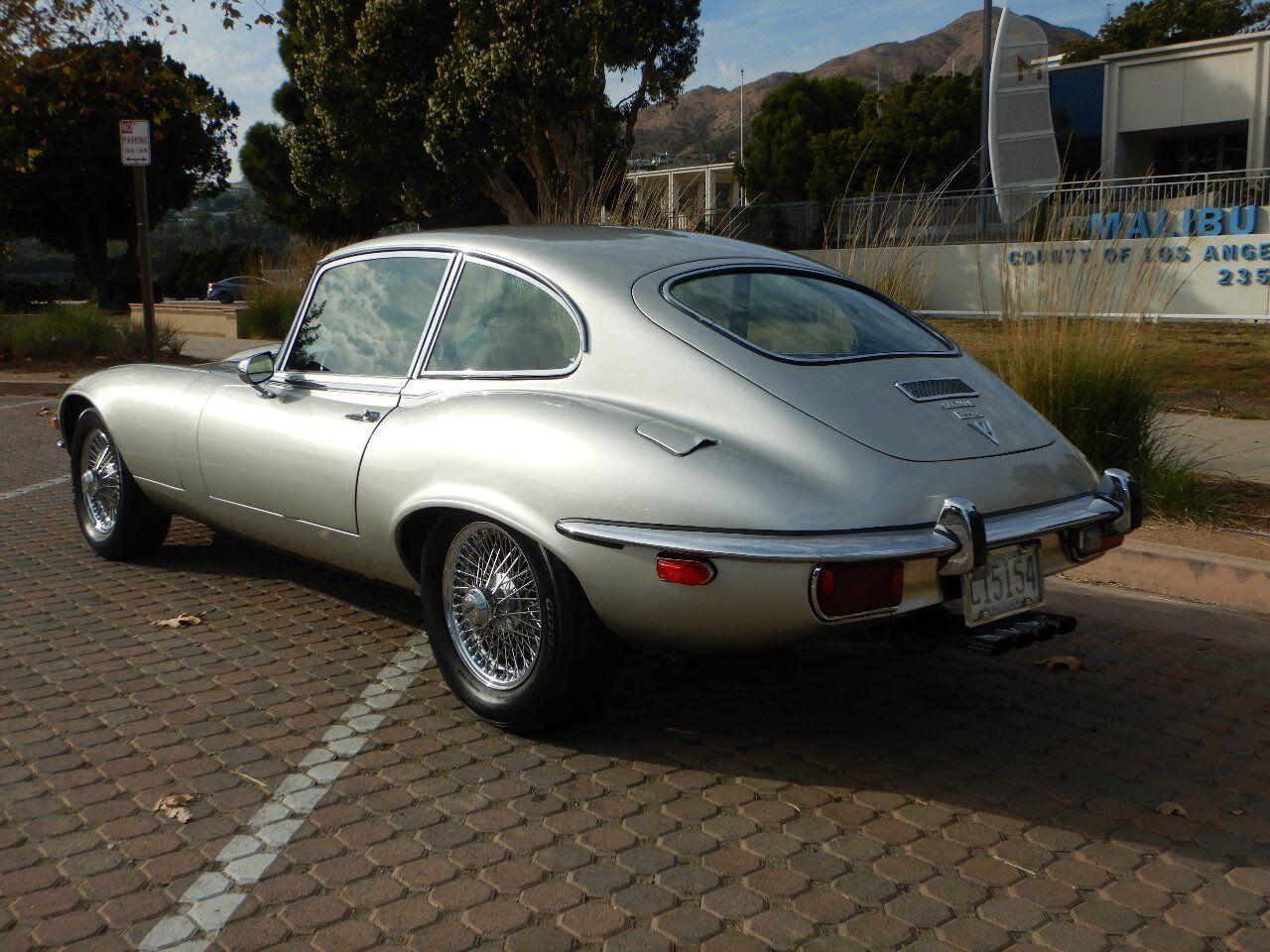 1973 Jaguar XKE 6