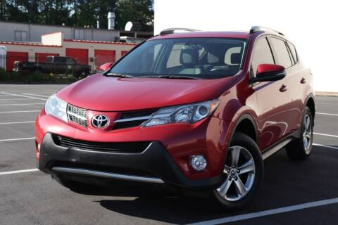 2015 Toyota RAV4 for sale at Auto Guia in Chamblee GA