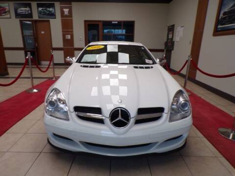 2006 Mercedes-Benz SLK for sale at Adams Auto Group Inc. in Charlotte NC