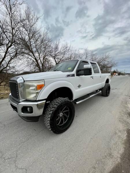 2011 Ford F-250 Super Duty for sale at XLR8 Diesel Trucks in Woodsboro MD