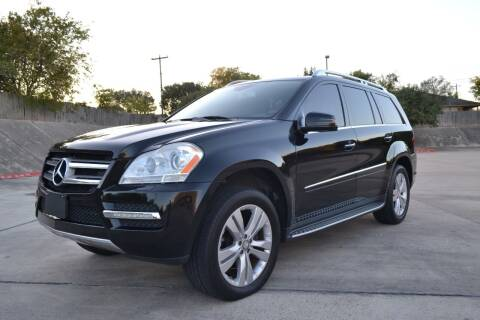 2012 Mercedes-Benz GL-Class for sale at Royal Auto LLC in Austin TX