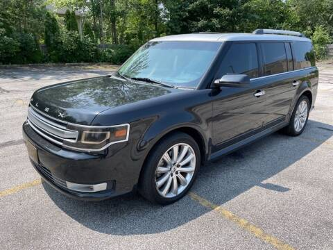 2013 Ford Flex for sale at TKP Auto Sales in Eastlake OH