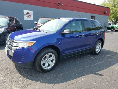 2013 Ford Edge for sale at Stach Auto in Janesville WI