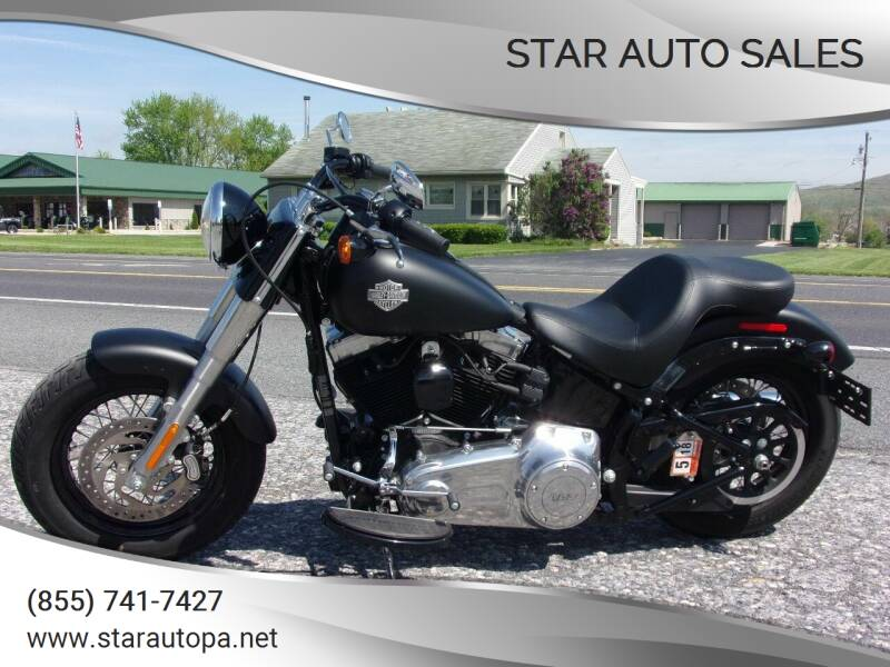 2017 Harley-Davidson SOFTAIL  SLIM for sale at Star Auto Sales in Fayetteville PA