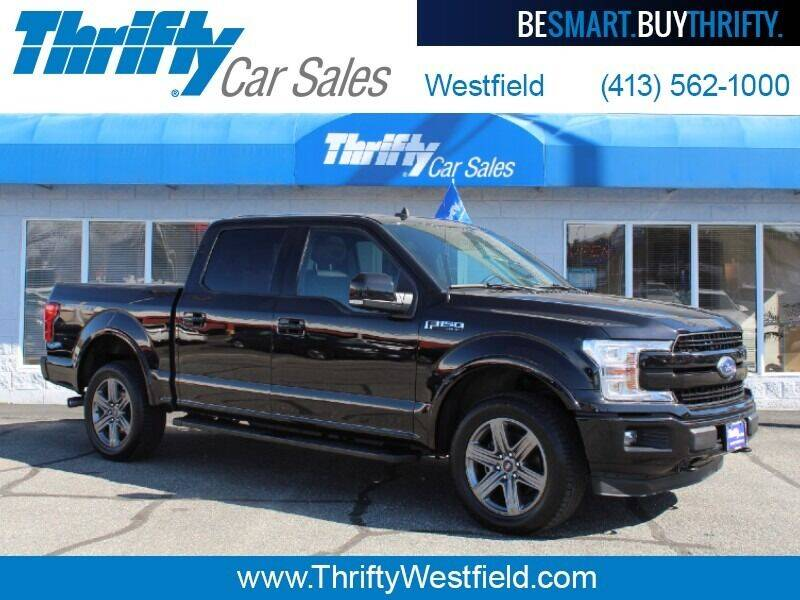 2020 Ford F-150 for sale at Thrifty Car Sales Westfield in Westfield MA