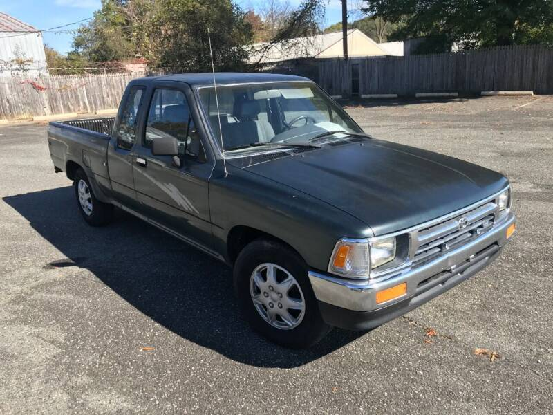 1993 Toyota Pickup 2dr Deluxe V6 Extended Cab SB - Charlotte NC