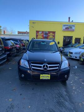 2010 Mercedes-Benz GLK for sale at Hartford Auto Center in Hartford CT