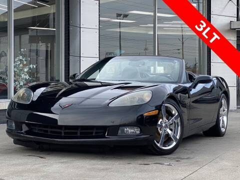 2009 Chevrolet Corvette for sale at Carmel Motors in Indianapolis IN