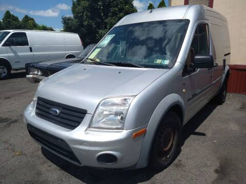 2012 Ford Transit Connect for sale at P J McCafferty Inc in Langhorne PA