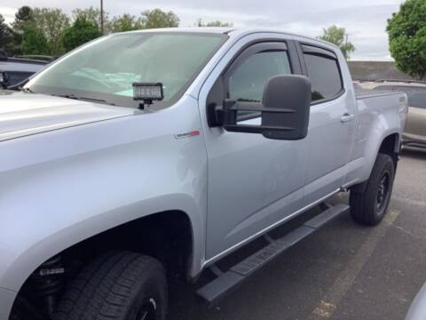 2016 Chevrolet Colorado for sale at Royal Moore Custom Finance in Hillsboro OR