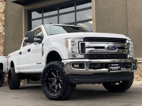 2019 Ford F-250 Super Duty for sale at Unlimited Auto Sales in Salt Lake City UT