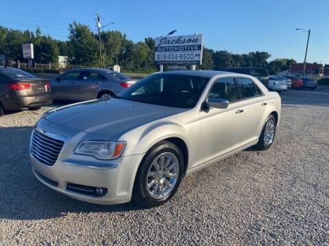 2012 Chrysler 300 for sale at Jackson Automotive in Smithfield NC