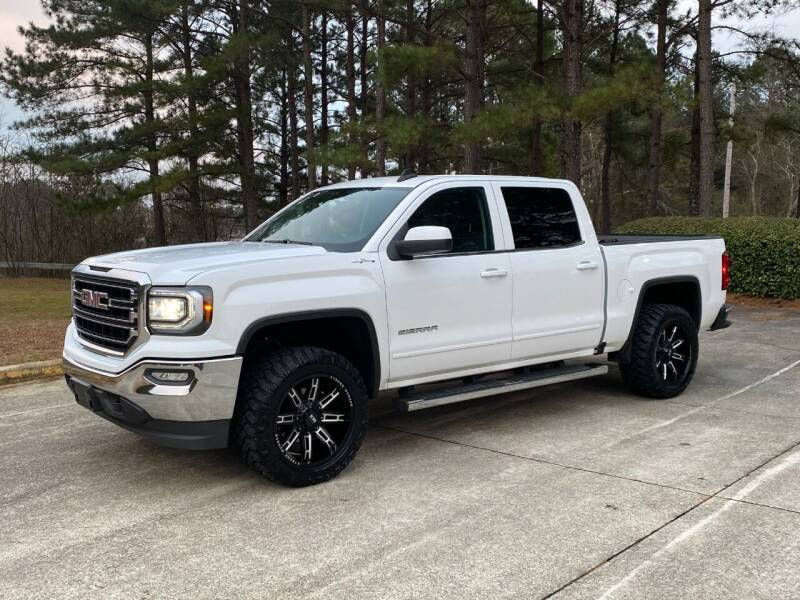 2018 GMC Sierra 1500 for sale at Selective Imports in Woodstock GA