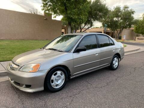 2003 Honda Civic for sale at North Auto Sales in Phoenix AZ