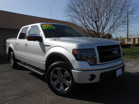 2013 Ford F-150 for sale at McKenna Motors in Union Gap WA