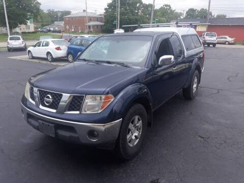 2007 Nissan Frontier for sale at Flag Motors in Columbus OH