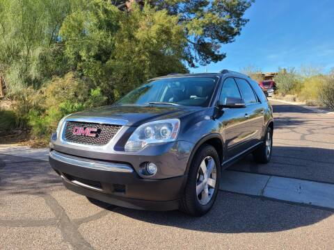 2011 GMC Acadia for sale at BUY RIGHT AUTO SALES in Phoenix AZ