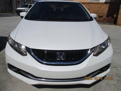 2014 Honda Civic for sale at Atlantic Motors in Chamblee GA