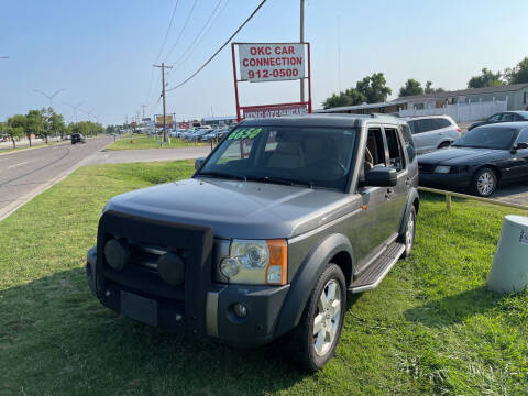 2008 Land Rover LR3 for sale at OKC CAR CONNECTION in Oklahoma City OK