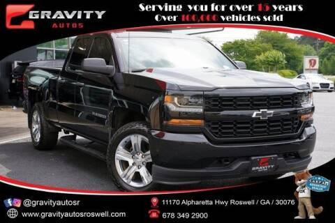 2017 Chevrolet Silverado 1500 for sale at Gravity Autos Roswell in Roswell GA